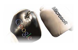 Microsoft attacks Google