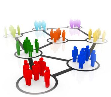 Vertical Social Networking