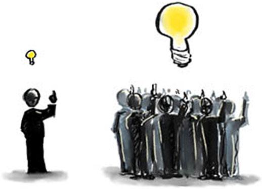 Magic Quadrant and Crowdsourcing