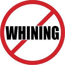 SAP Whining